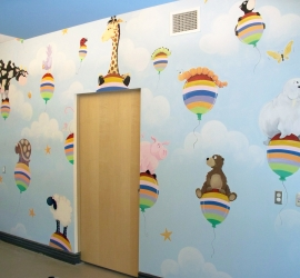 Darling Home Bedroom – Wall 3