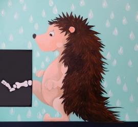 X-Ray Hedgehog