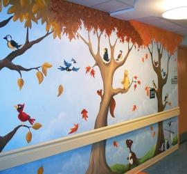Sick Kids MRI – Entry Hall