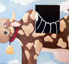 X-Ray Cow