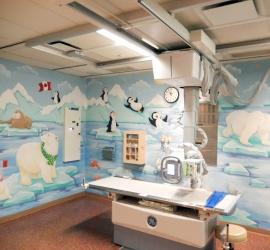 Sick Kids X-Ray – Room 1