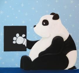 X-Ray Panda Paw