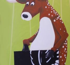 X-Ray Reindeer