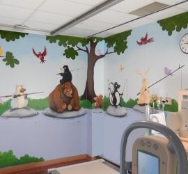 Sick Kids X-Ray – Room 2