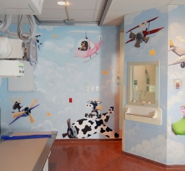 Sick Kids X-Ray – Room 3