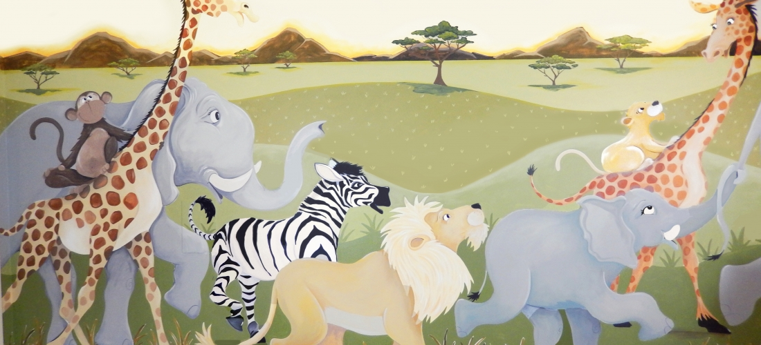 Sick Kids X-Ray – Safari Group