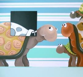 X-Ray Turtles