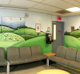 TEGH Diagnostic Imaging – Waiting Room