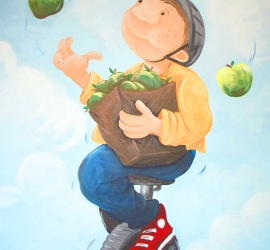 Juggling Apples
