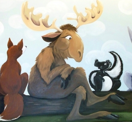 Moose and Friends